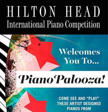 PianoPalooza Comes to Hilton Head
